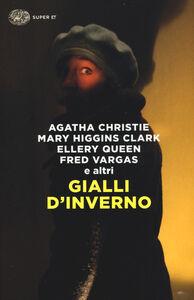 Foto Cover di Gialli d'inverno, Libro di  edito da Einaudi