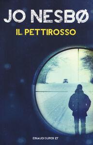 Libro Il pettirosso Jo Nesbø