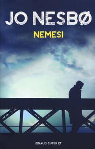 Nemesi - Jo Nesbø - copertina