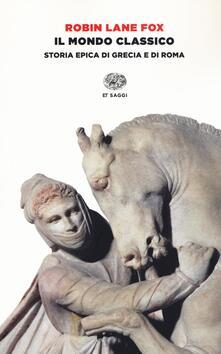 Vitalitart.it Il mondo classico. Storia epica di Grecia e di Roma Image
