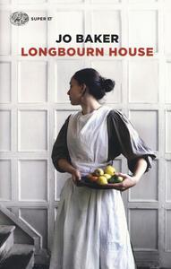 Longbourn House - Jo Baker - copertina