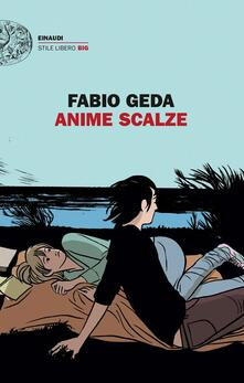 Anime scalze - Fabio Geda - copertina