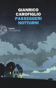 Libro Passeggeri notturni Gianrico Carofiglio
