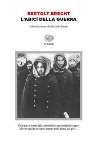 Libro L' abicí della guerra Bertolt Brecht