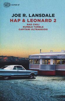 Daddyswing.es Hap & Leonard 2: Bad Chili-Rumble tumble-Capitani oltraggiosi Image