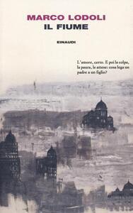 Il fiume - Marco Lodoli - copertina