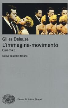 Radiospeed.it L' immagine-movimento. Cinema. Vol. 1 Image