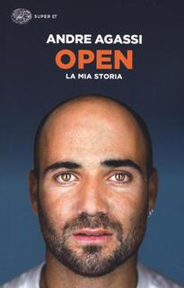 Libro Open. La mia storia Andre Agassi