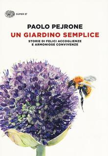 Filippodegasperi.it Un giardino semplice. Storie di felici accoglienze e armoniose convivenze Image