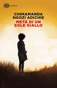 Libro Metà di un sole giallo Chimamanda Ngozi Adichie