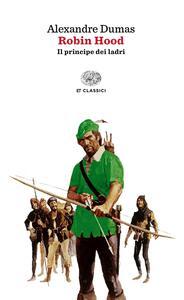 Robin Hood - Alexandre Dumas - copertina