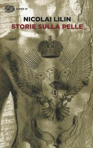 Libro Storie sulla pelle Nicolai Lilin