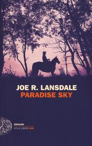 Paradise Sky - Joe R. Lansdale - copertina