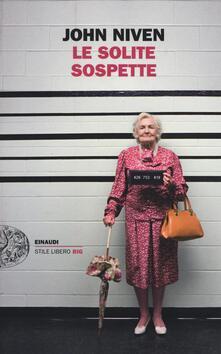 Le solite sospette - John Niven - copertina