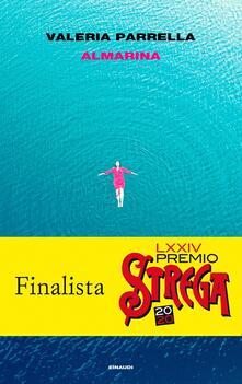 Almarina - Valeria Parrella - copertina