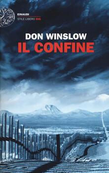 Il confine - Don Winslow - copertina