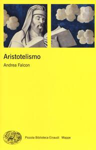 Aristotelismo - Andrea Falcon - copertina