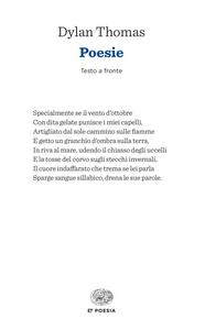 Libro Poesie Dylan Thomas