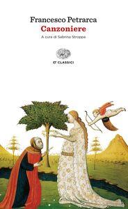Foto Cover di Canzoniere, Libro di Francesco Petrarca, edito da Einaudi