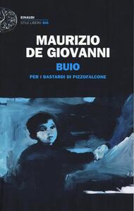Buio per i Bastardi di Pizzofalcone - Maurizio De Giovanni - copertina
