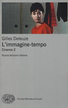 Winniearcher.com L' immagine-tempo. Cinema. Vol. 2 Image