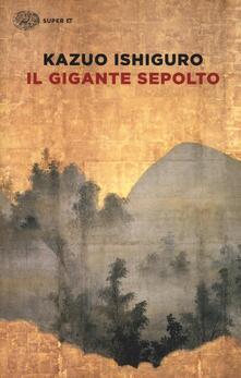 Il gigante sepolto - Kazuo Ishiguro - copertina