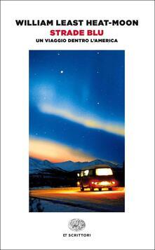 Strade blu - William Least Heat Moon - copertina