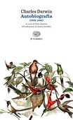 Libro Autobiografia (1809-1882) Charles Darwin