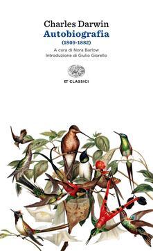 Librisulladiversita.it Autobiografia (1809-1882) Image
