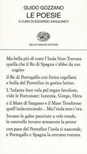 Libro Le poesie Guido Gozzano