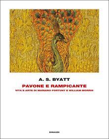 Pavone e rampicante. Vita e arte di Mariano Fortuny e William Morris.pdf