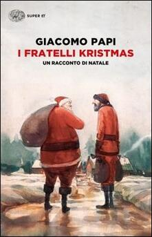 Camfeed.it I fratelli Kristmas. Un racconto di Natale Image