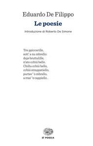 Libro Le poesie Eduardo De Filippo