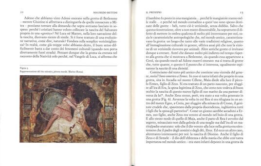 Il presepio. Antropologia e storia della cultura - Maurizio Bettini - 2
