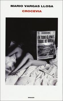 Crocevia - Mario Vargas Llosa - copertina