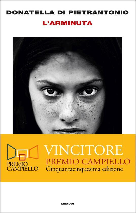 L' Arminuta - Donatella Di Pietrantonio - copertina