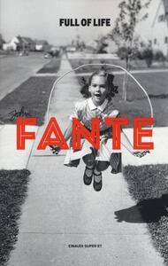 Full of life - John Fante - copertina
