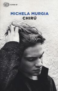 Chirú - Michela Murgia - copertina