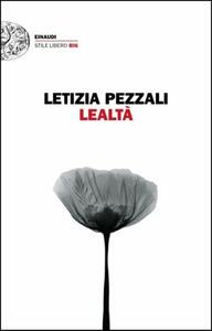 Lealtà - Letizia Pezzali - copertina