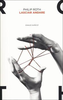 Lasciar andare - Philip Roth - copertina