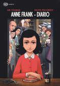 Libro Anne Frank. Diario Ari Folman David Polonsky