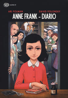Cocktaillab.it Anne Frank. Diario Image