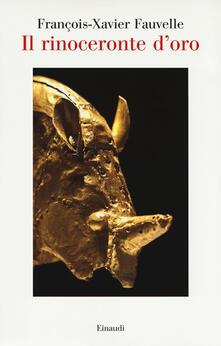 Osteriamondodoroverona.it Il rinoceronte d'oro e l'Africa nel (nostro) medioevo Image