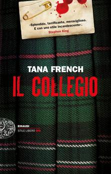 Il collegio - Tana French - copertina