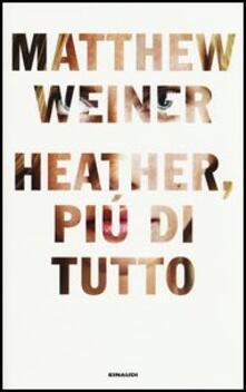 Vitalitart.it Heather, più di tutto Image