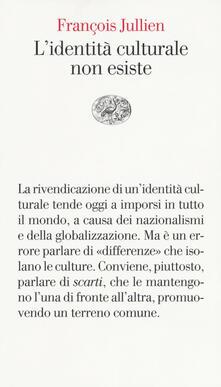 L identità culturale non esiste.pdf