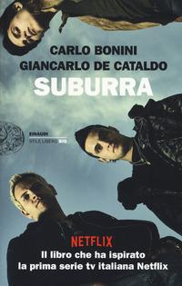 Suburra - Bonini Carlo De Cataldo Giancarlo - wuz.it