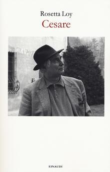 Cesare - Rosetta Loy - copertina