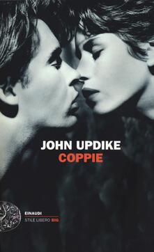 Coppie - John Updike - copertina