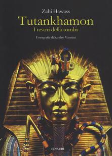 Criticalwinenotav.it Tutankhamon. I tesori della tomba. Ediz. a colori Image